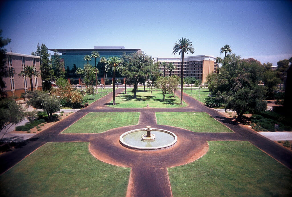 Arizona State University Campus Photo