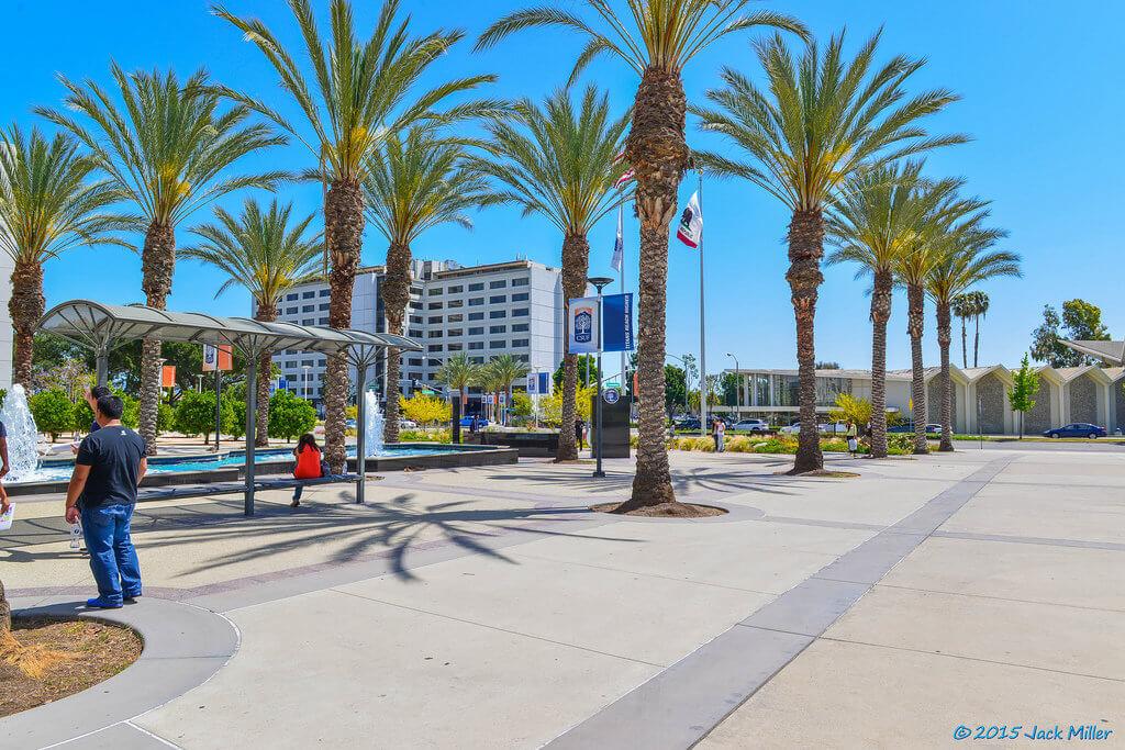 California State University Fullerton Campus Photo