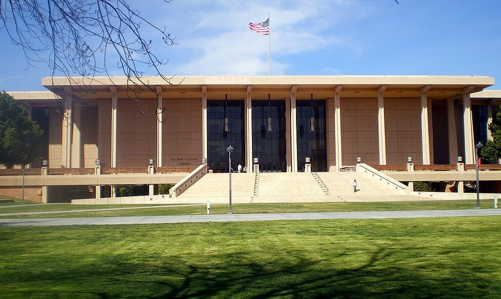 California State University Northridge Campus Photo