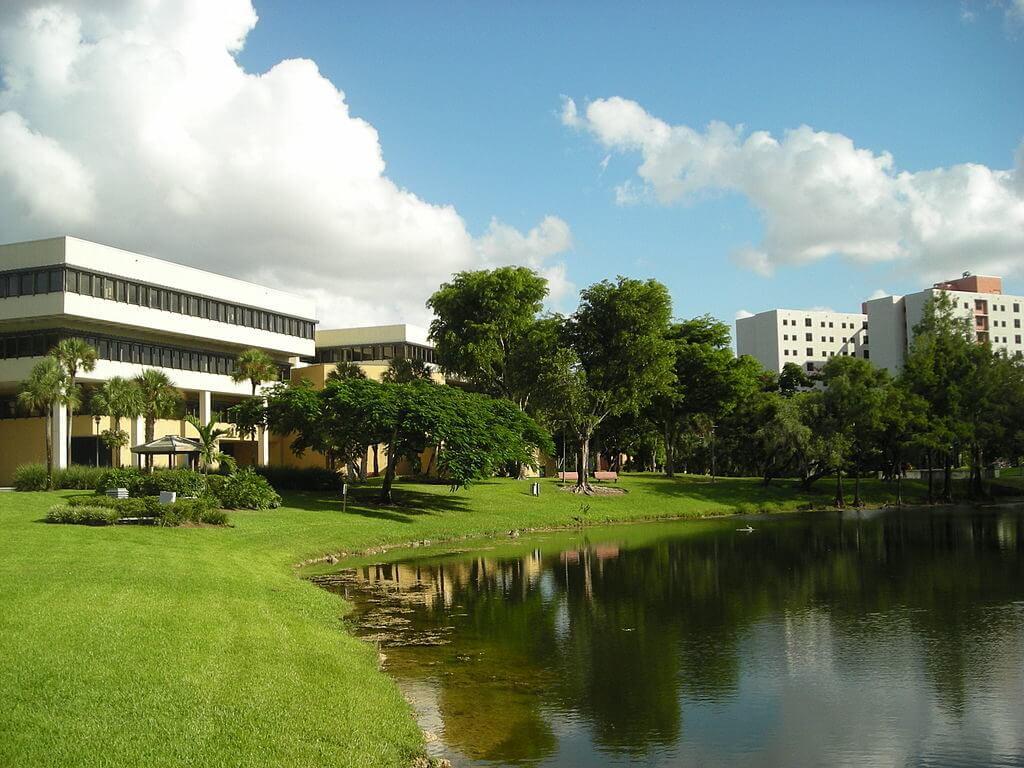 Florida International University Campus Photo