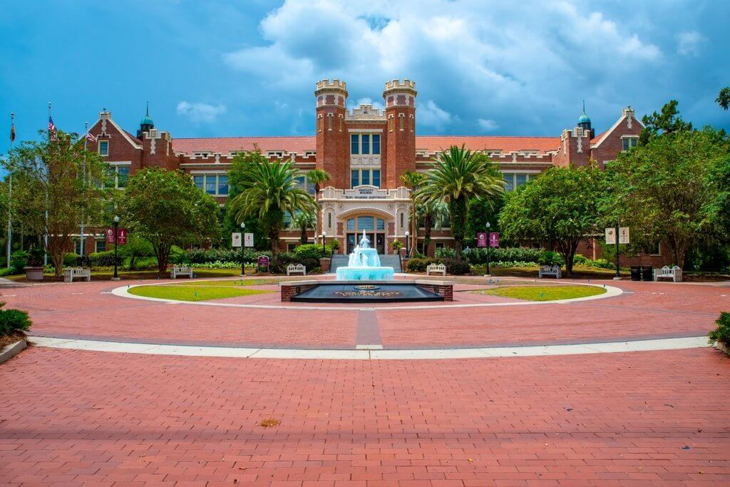 Florida State University Campus Photo