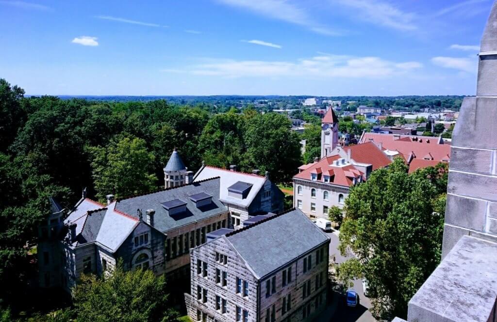 Indiana University Bloomington Campus Photo