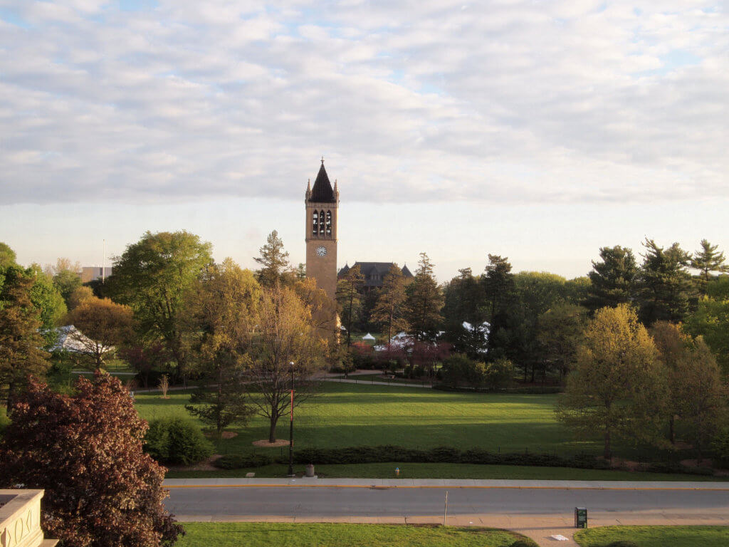 Iowa State University Campus Photo