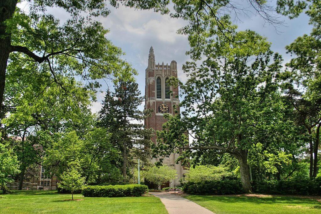 Michigan State University Campus Photo