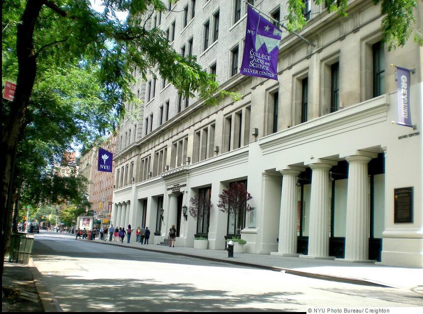 New York University Campus Photo