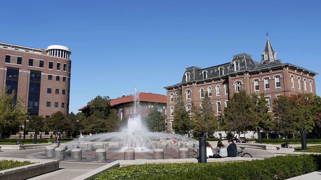 Purdue University Campus Photo