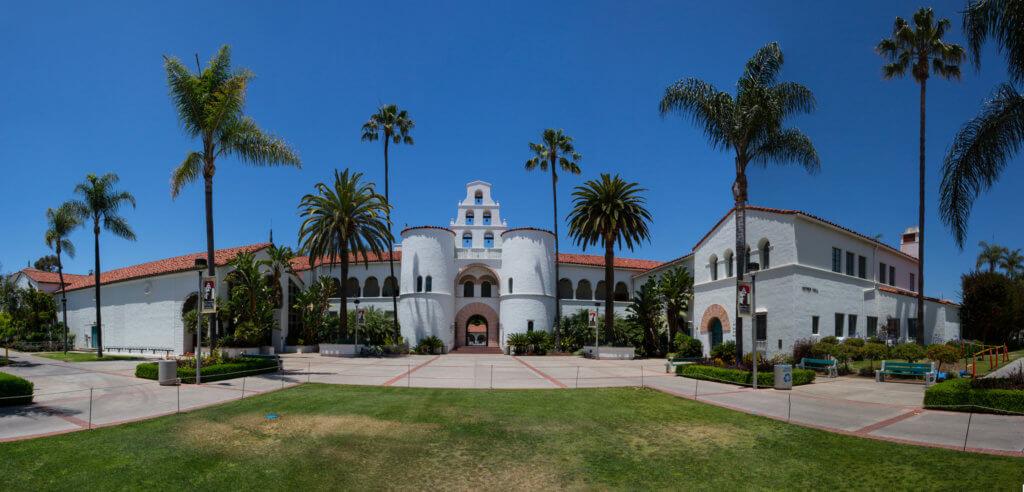 San Diego State University Campus Photo