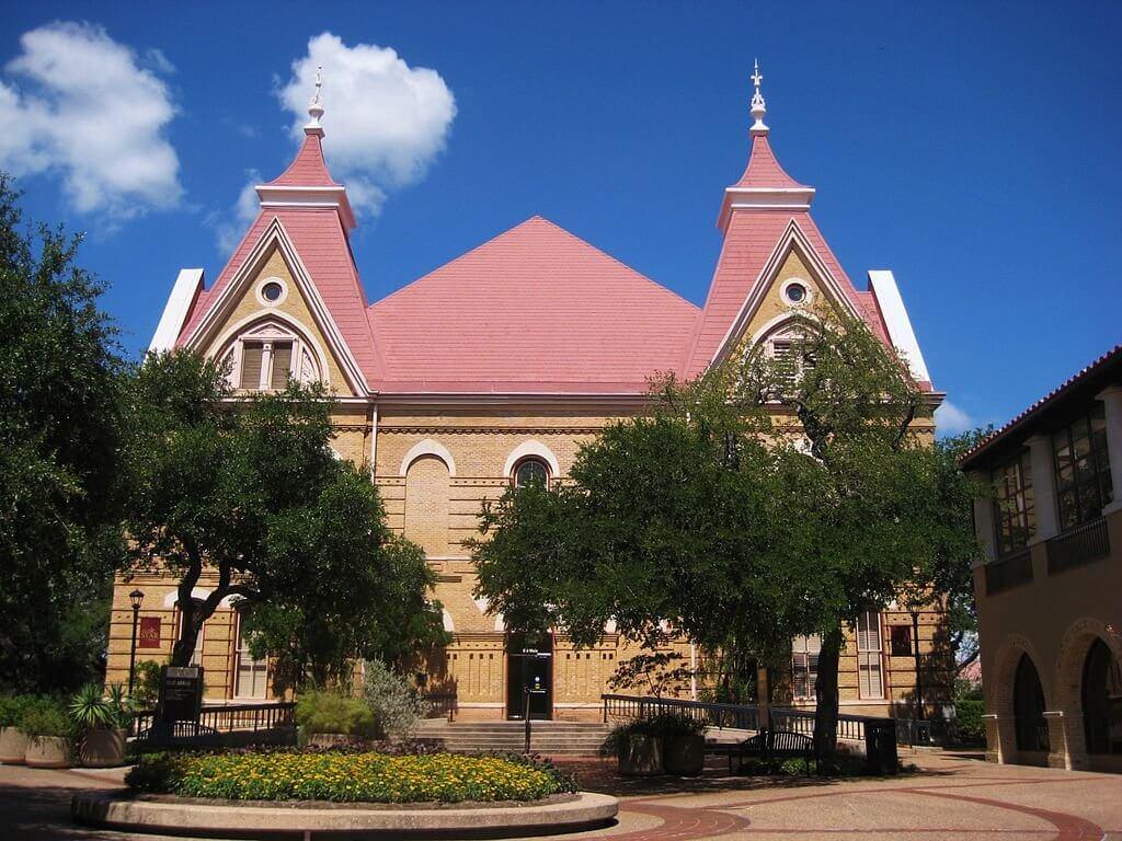 Texas State University Campus Photo
