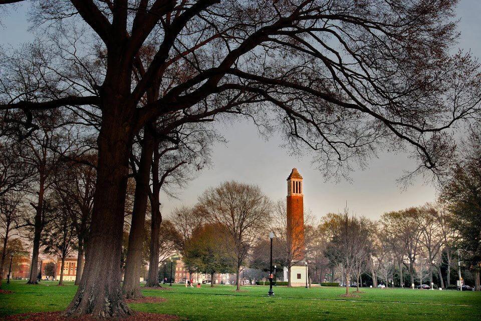 University of Alabama Campus Photo