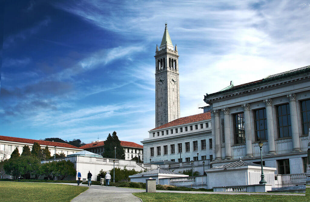 University of California Berkeley Campus Photo