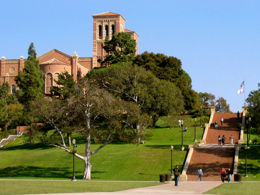 University of California Los Angeles Campus Photo