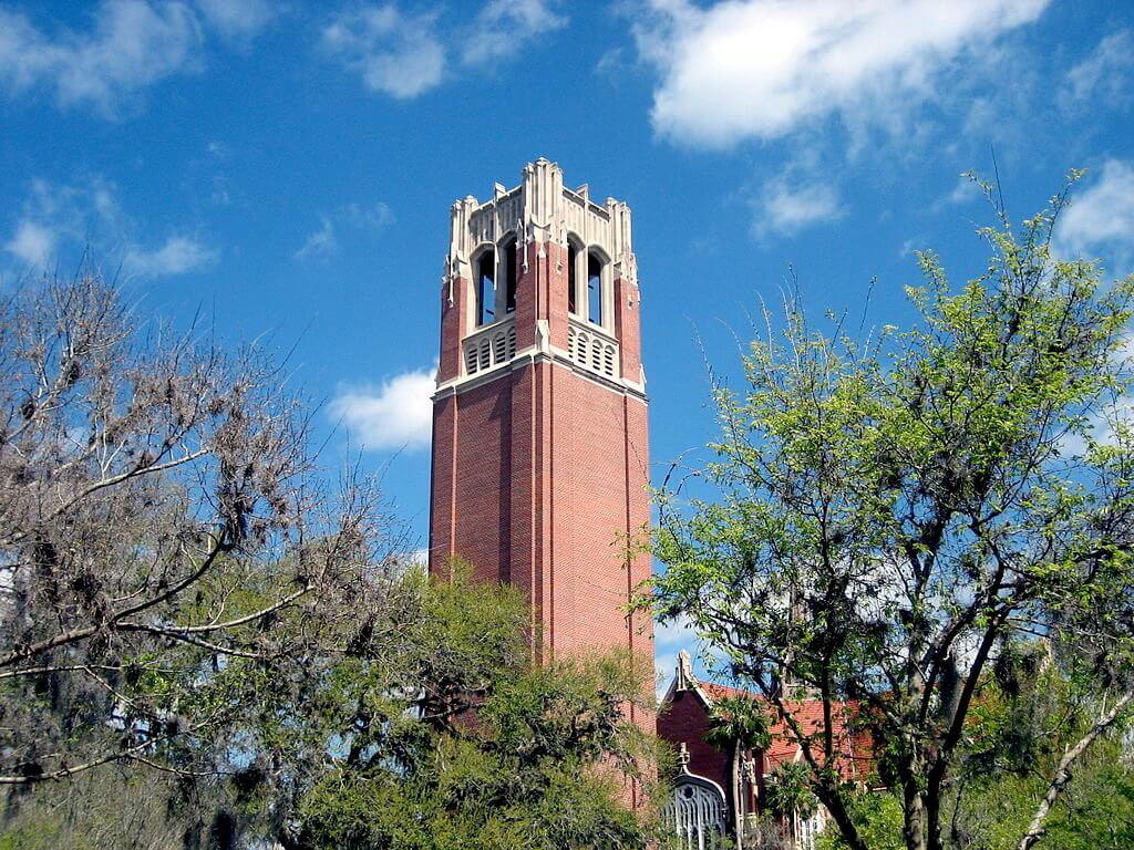 University of Florida Campus Photo