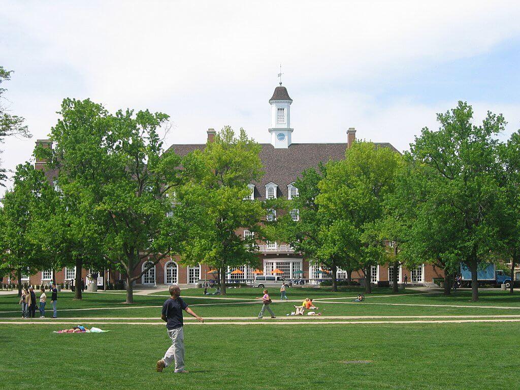 University of Illinois at Urbana-Champaign Campus Photo