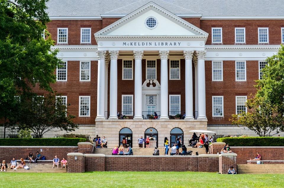 University of Maryland College Park Campus Photo