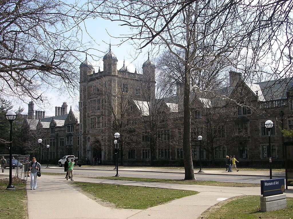 University of Michigan Campus Photo