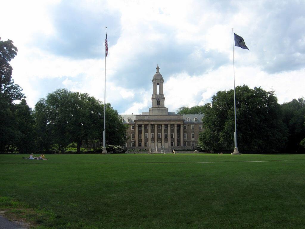 Penn State University Campus Photo