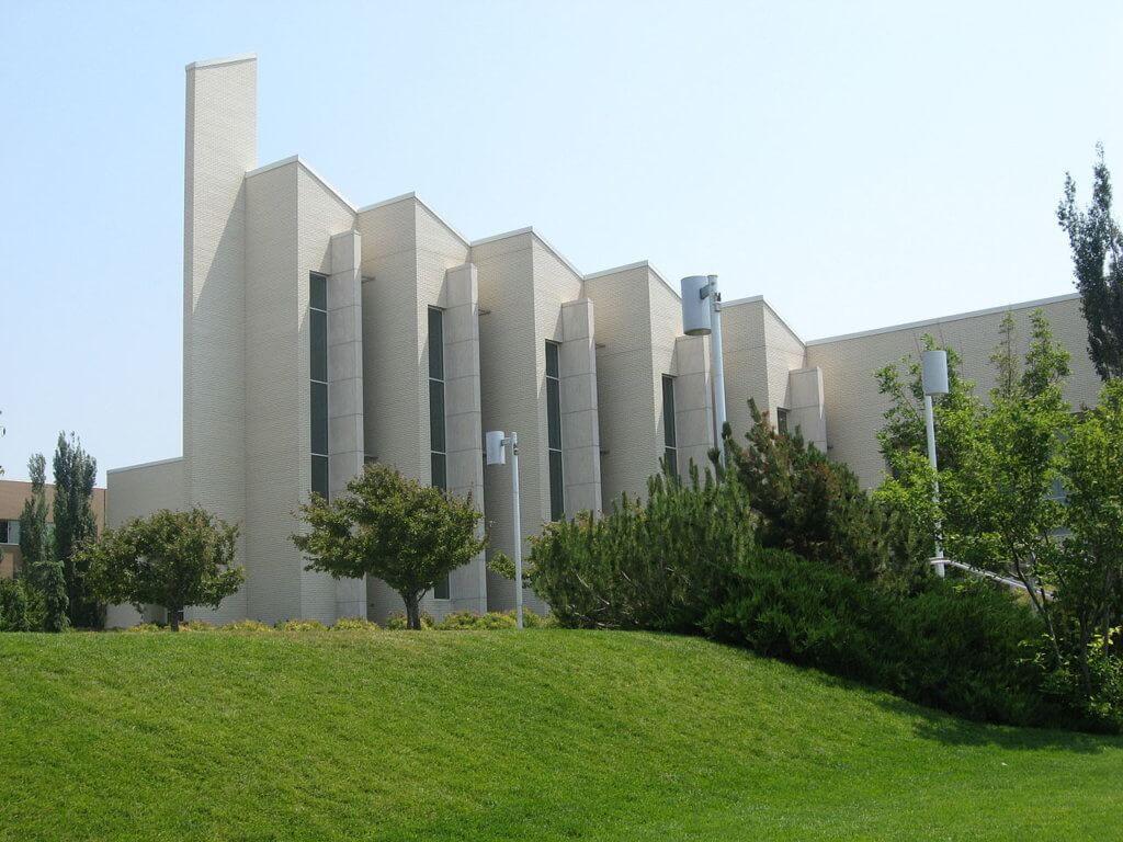 Brigham Young University Idaho Campus Photo