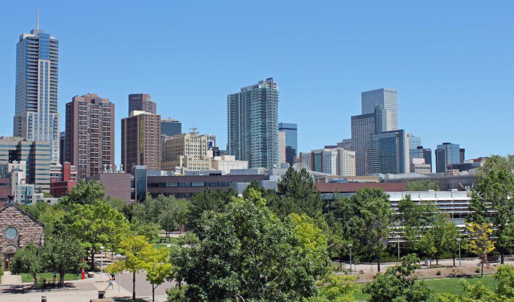 University of Colorado Denver Campus Photo