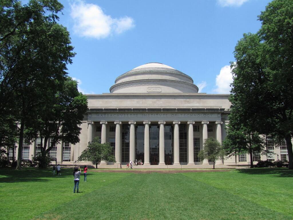 Massachusetts Institute of Technology Campus Photo