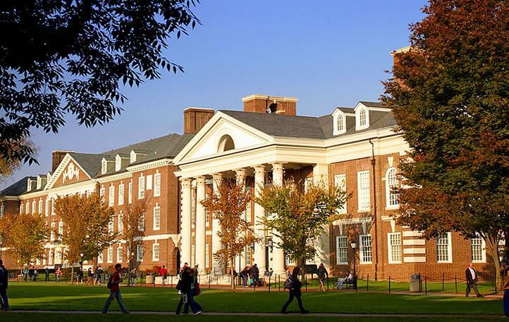 University of Delaware Campus Photo