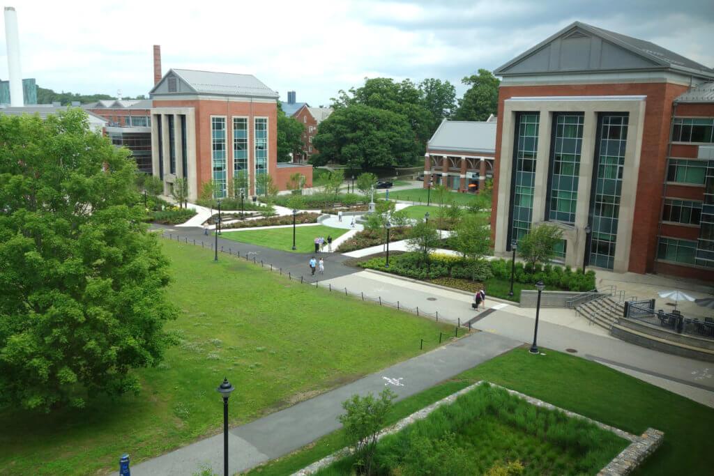 University of Connecticut Campus Photo