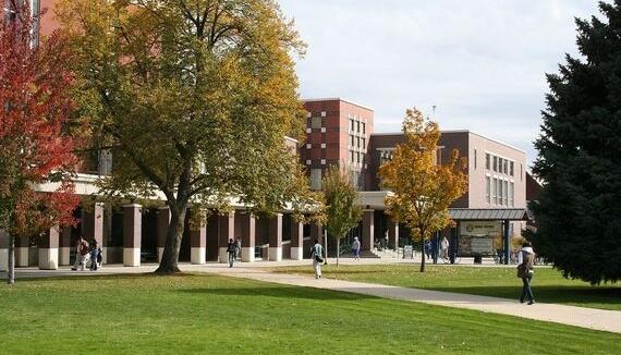 Boise State University Campus Photo