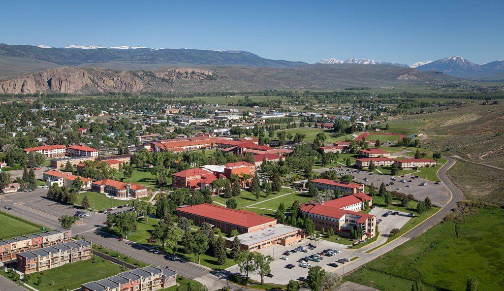 University of Colorado Boulder Campus Photo