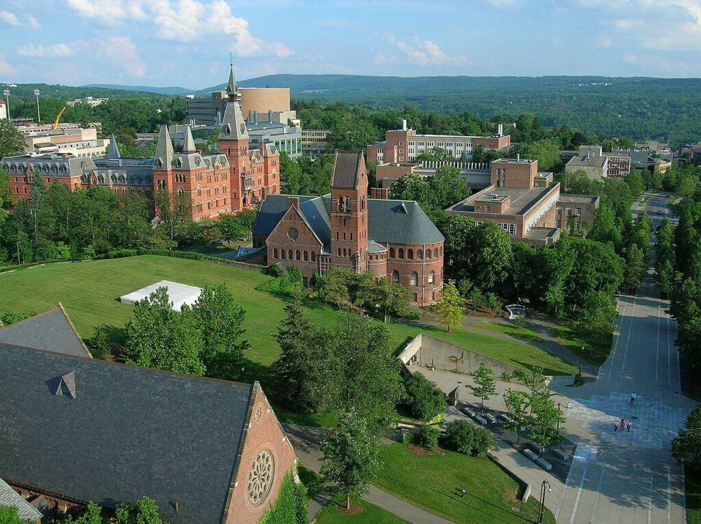 Cornell University Campus Photo