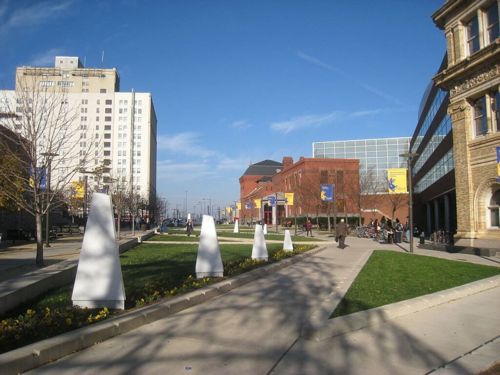 Drexel University Campus Photo