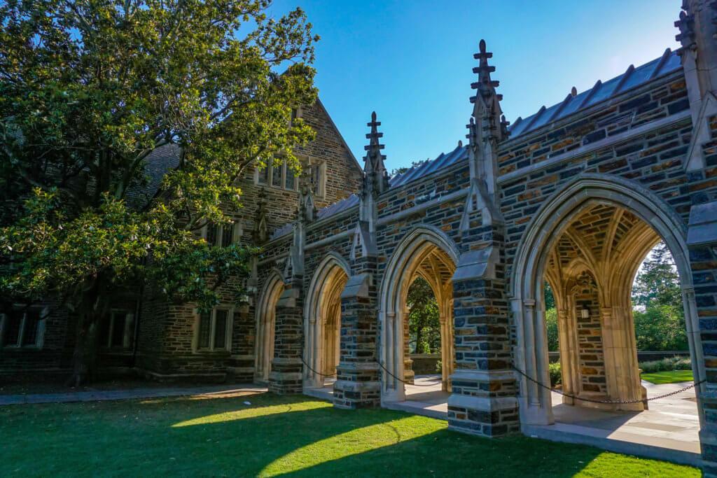 Duke University Campus Photo