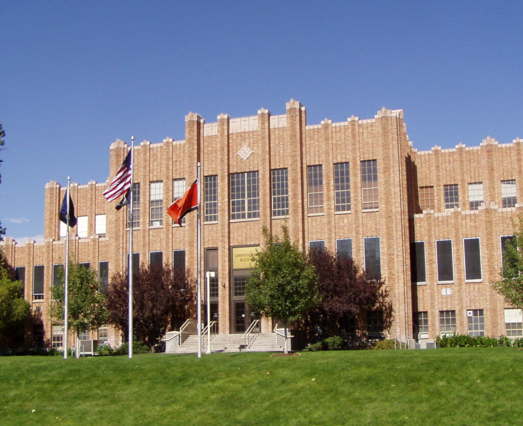 Idaho State University Campus Photo