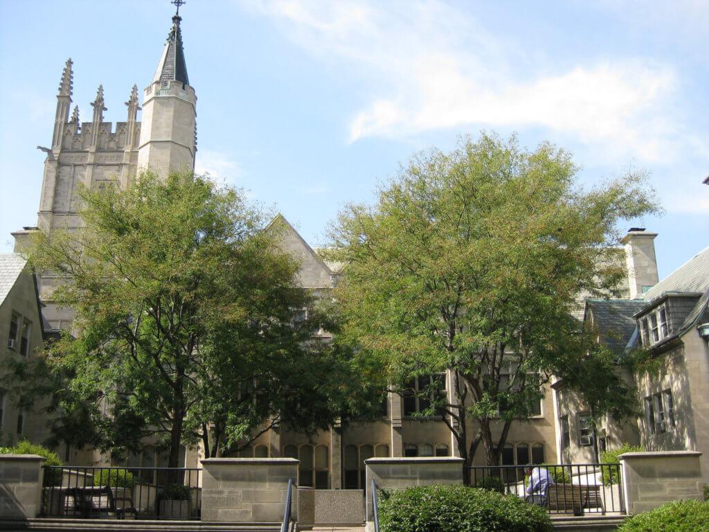 Northwestern University Campus Photo