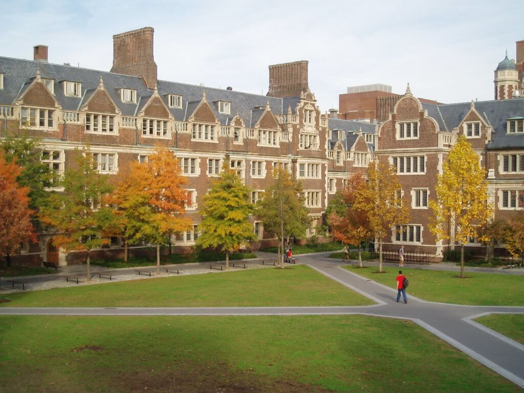 University of Pennsylvania Campus Photo