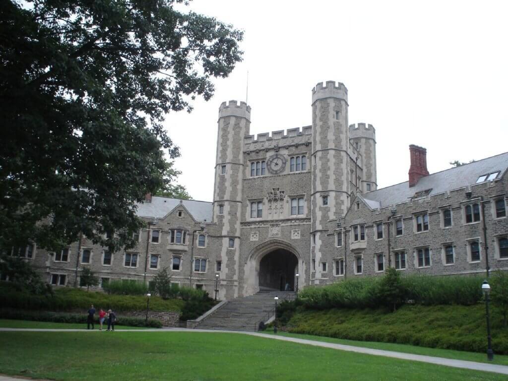 Princeton University Campus Photo
