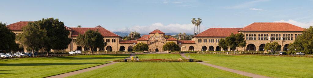 Stanford University Campus Photo