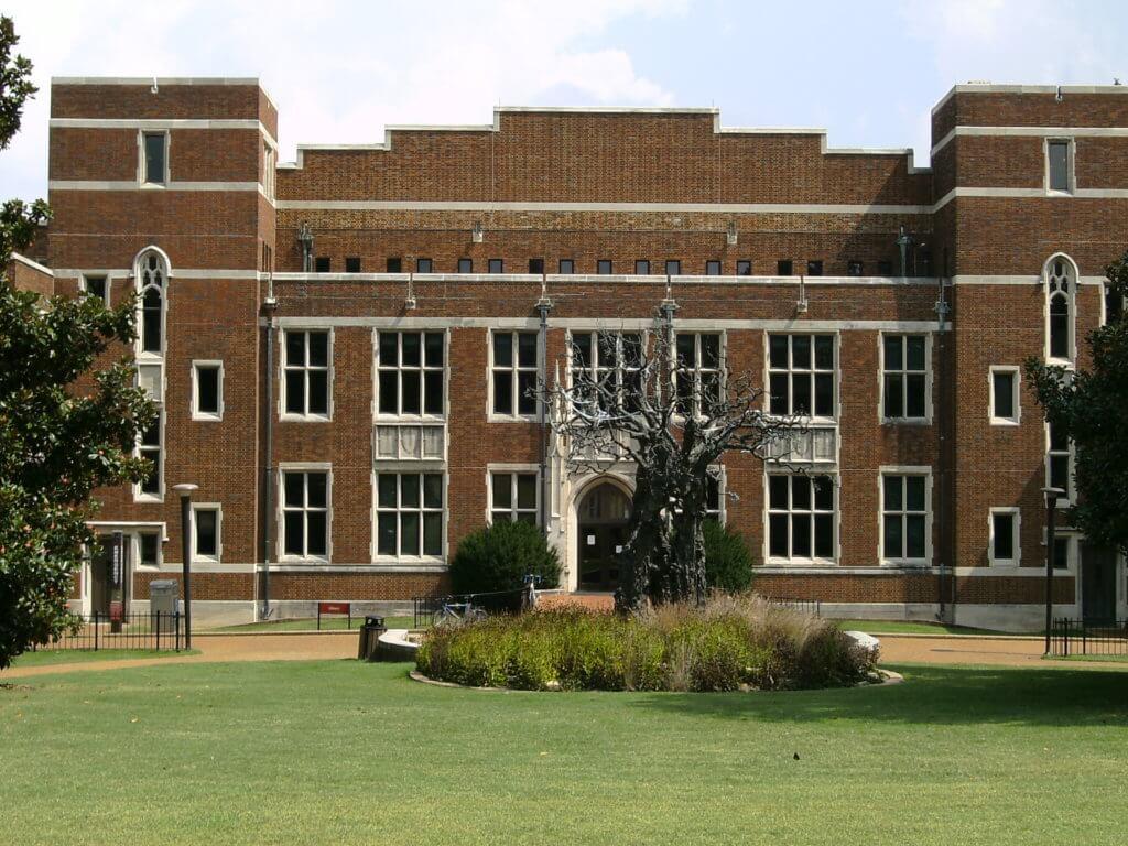 Vanderbilt University Campus Photo