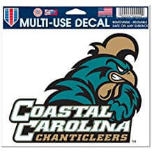 CCU Decal