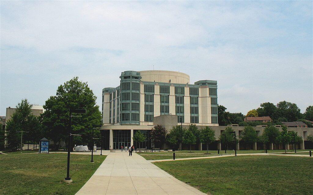 University of Maryland Baltimore County Campus Photo