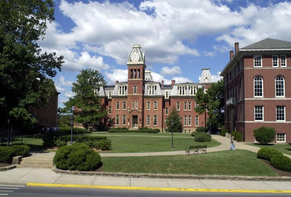West Virginia University Campus Photo