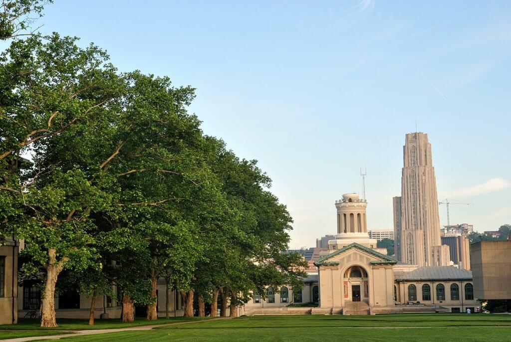 Carnegie Mellon University Campus Photo