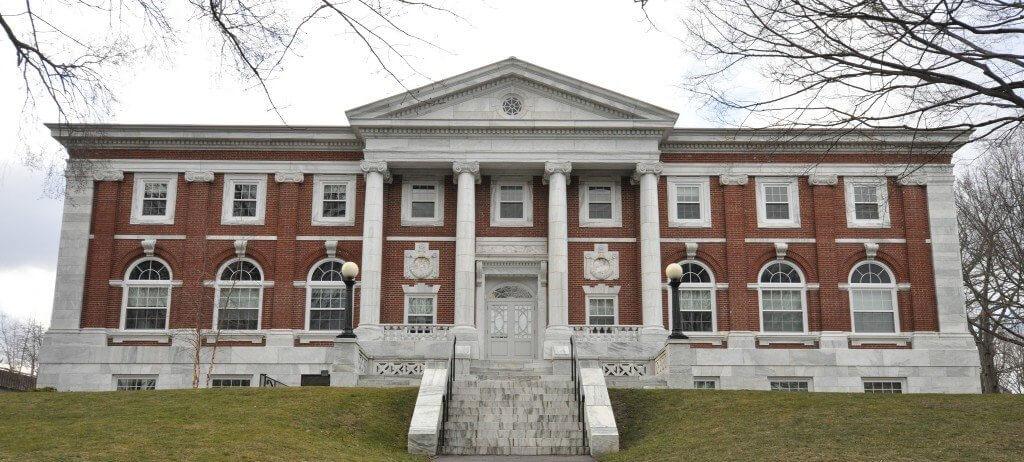 Tufts University Campus Photo