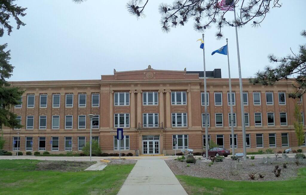 South Dakota State University Campus Photo