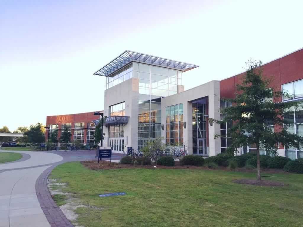 Old Dominion University Campus Photo