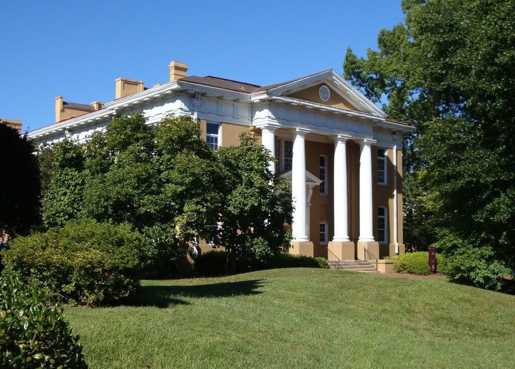 University of South Carolina Campus Photo