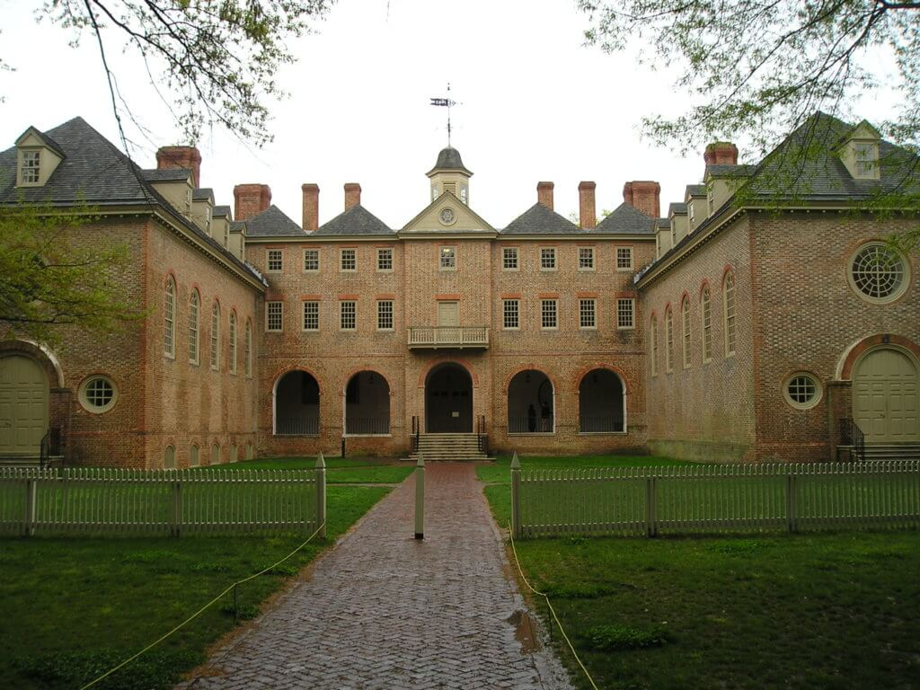 College of William and Mary Campus Photo