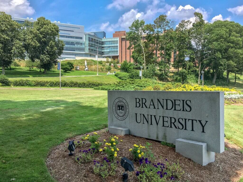 Brandeis University Campus Photo
