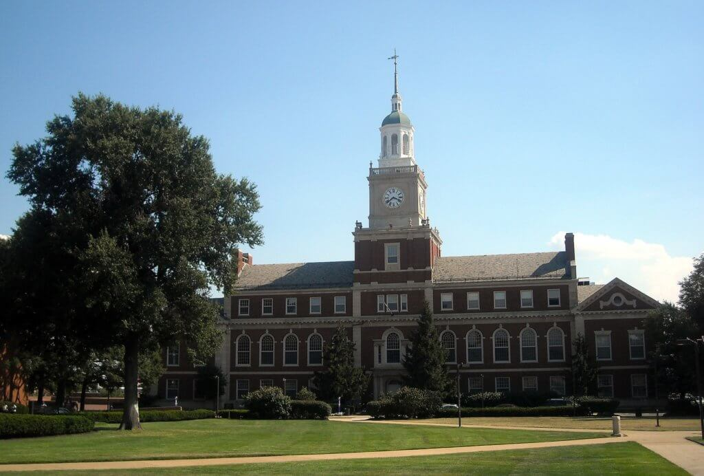 Howard University Campus Photo