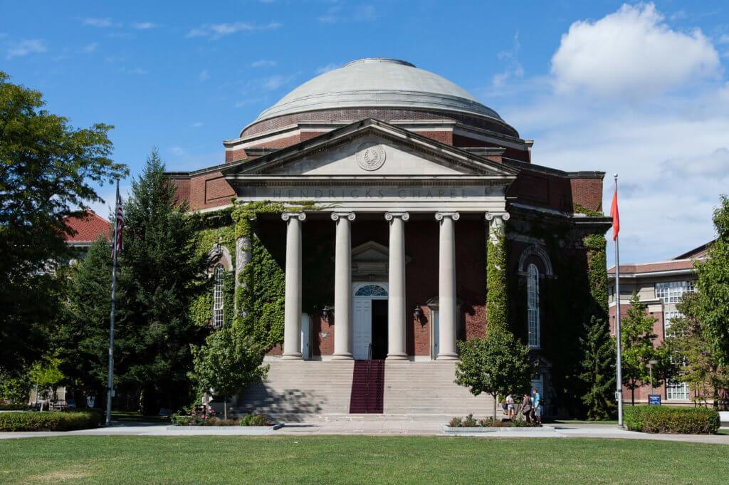 Syracuse University Campus Photo