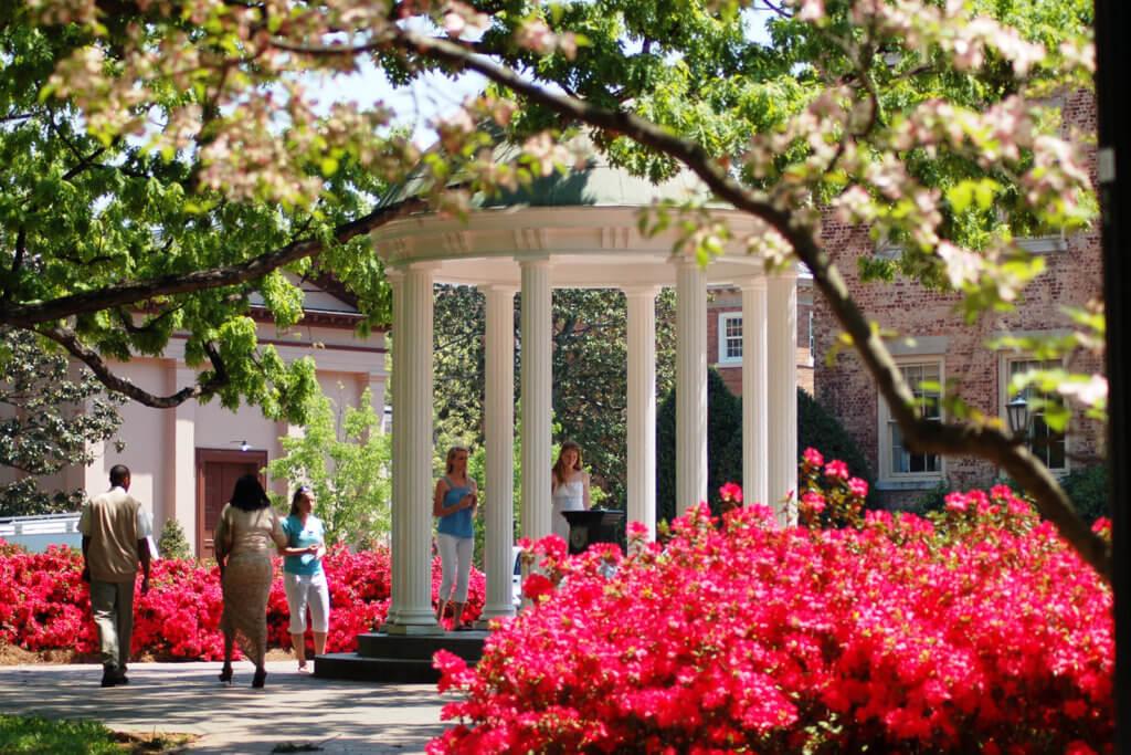 University of North Carolina at Chapel Hill Campus Photo