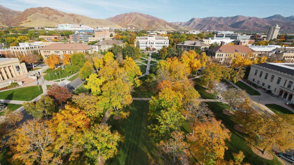 University of Utah Campus Photo